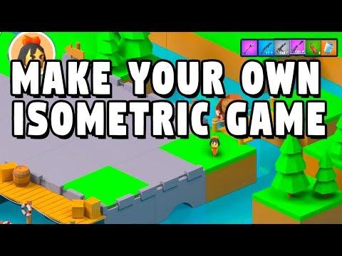 Isometric Game Engine