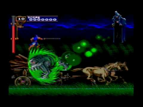 castlevania rondo of blood wii wad