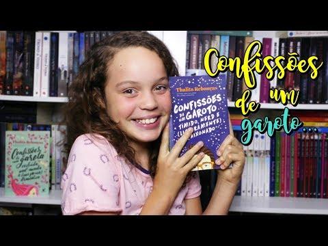 RESENHA CONFISSÕES DE UM GAROTO (TÍMIDO, NERD E LIGEIRAMENTE APAIXONADO | ED. ARQUEIRO