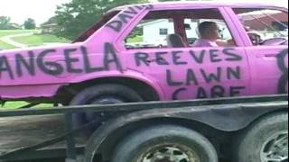 """""""Crooked Road"""" Chris Knight - 2011 Alexandria Demo Derby Pre Race Show"""