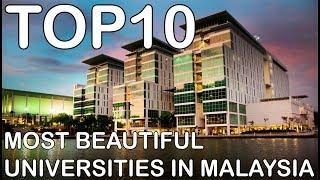 [TOP 10] Most Beautiful Universities In Malaysia