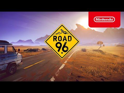 Annonce Switch de Road 96