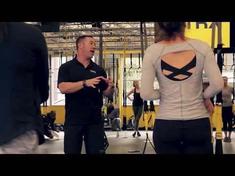 TRX Suspension Training Course - YouTube