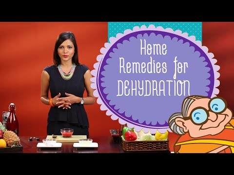 Video Dehydration - 5 Best Effective Natural Cures For Dehydration | Natural Treat For Immediate Relief