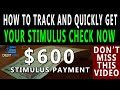 Track Your Stimulus Payment | IRS Get My Payment | Credit Viral