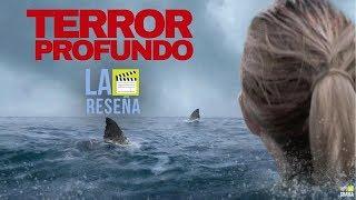 La Reseña Terror Profundo Open Water Cage Dive