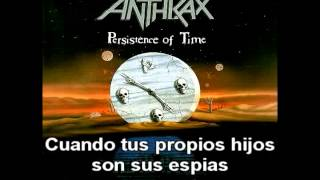 Anthrax - Belly of the Beast (Subtitulos Español)