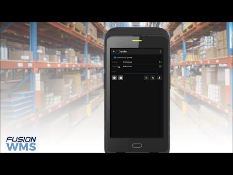 Inter-Warehouse Move