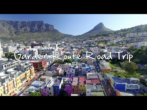 Garden Route Road Trip Video