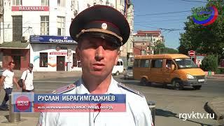 В Дагестане задержан водитель, сбивший насмерть ребенка