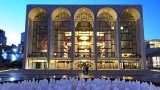 New York: Lincoln Center
