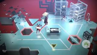 Deus Ex Go Level 46 Walkthrough