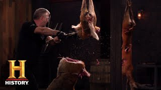 Forged in Fire: The Navaja Tests (Season 5, Episode 9) | History