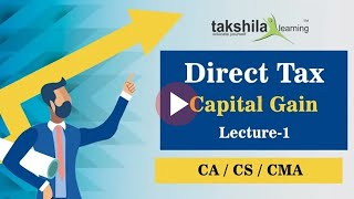 CA Inter DT (Direct Tax)