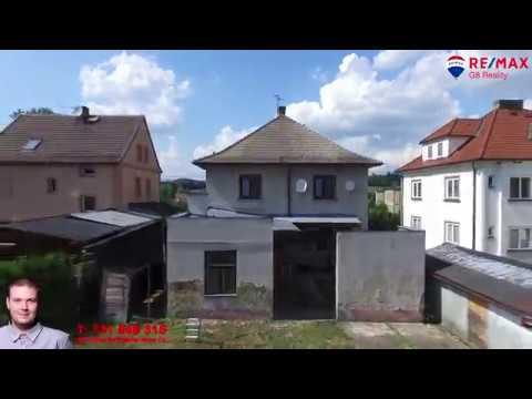 Video Prodej domu v osobním vlastnictví 295 m², Česká Kamenice