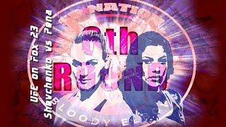 UFC on Fox Shevchenko vs Pena 6th Round post-fight show