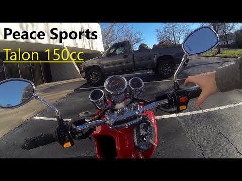 2019 Peace Sports  Talon 150 in Norcross, Georgia - Video 1
