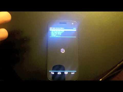 Video of CWMR Touch Installer