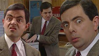 Mr Bean's Laundry Day | Mr Bean Funny Clip | Classic Mr Bean