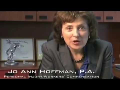 South Florida Injury Attorney Jo Ann Hoffman