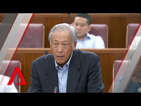Defence Minister Ng Eng Hen says he is sorry for recent national service training deaths