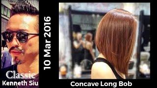 Kenneth Siu Haircut 48 - Concave Long Bob