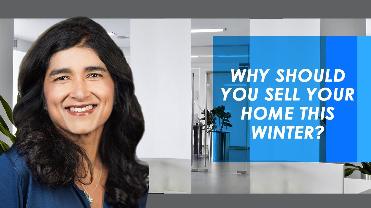 The Top 3 Reasons Winter Is a Great Time to Sell Your Home