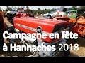 Défilé de VIEUX TRACTEURS à HANNACHES - 2018