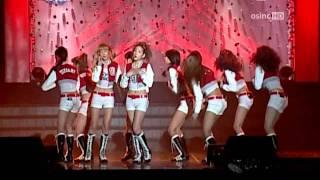 [10.02.03] SNSD - Gee + Oh! @ Y-Star 19th Seoul Music Award [HD]