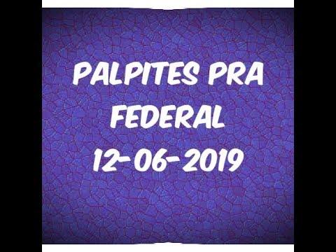 PALPITE JOGO DO BICHO 12/06/2019 PRETINHO JB -RJ PTM,PT,PTV,PTN,CORUJINHA,FEDERAL,LOOK DE GOIAS E SP