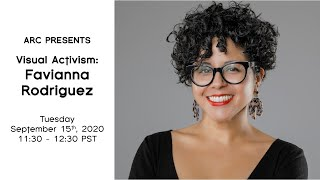 Visual Activism: Favianna Rodriguez
