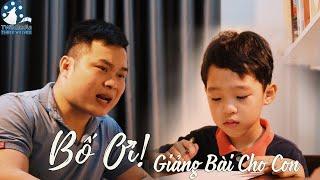 [Phim ngắn] Bố Ơi Giảng Bài Cho Con - Phim ngắn cảm động | TWS Media