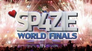 ♥ Sp4zie @ WORLD FINALS - ft. Phreak, Krepo, Quickshot&more