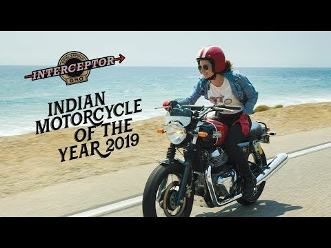 2019 Royal Enfield INT650 in San Jose, California - Video 1