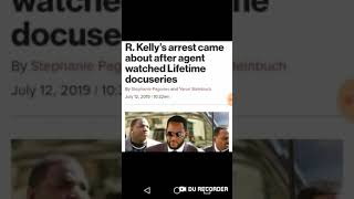 The fed charges against R Kelly made some stray