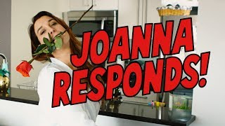 Bad Flirting, Kardashian Impressions & K-Pop - Joanna Responds