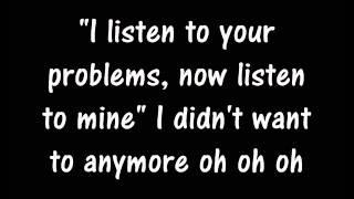 Instant Crush by Daft Punk (feat. Julian Casablancas of The Strokes) w/lyrics on screen