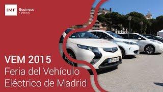 VEM 2015 | Feria del Vehículo Eléctrico de Madrid
