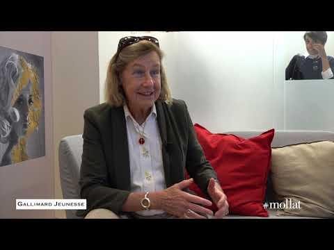 Hedwige Pasquet - directrice générale de Gallimard Jeunesse