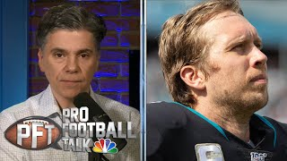 Why Bears should give Nick Foles first crack at starting QB | Pro Football Talk | NBC Sports