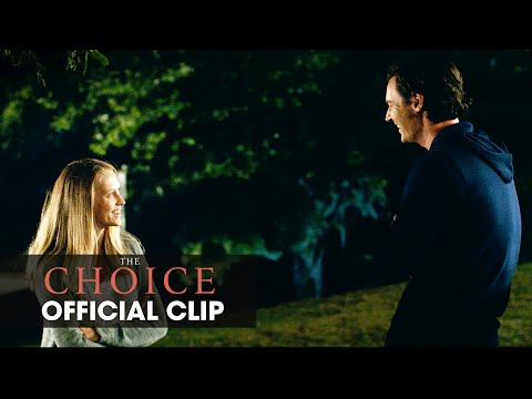 "The Choice (2016 Movie - Nicholas Sparks) Official Clip – ""Knocked Up"""