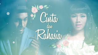 Yura Yunita Ft. Glenn Fredly   Cinta Dan Rahasia ( Official Lyrics Video)