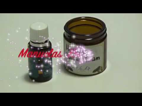 Manuelas Kräutertipps   Fußbalsam aus Breitwegerichöl