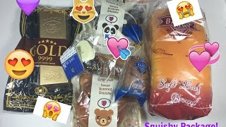 I Bought Rare Squishies! :OOO Rare Squishy Package | CharmsLOL