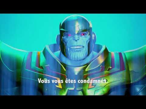 Marvel vs Capcom Infinite - 3ème trailer pour le mode histoire en français de Marvel Vs Capcom Infinite
