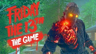 Friday The 13th Game (Gameplay)