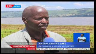 Lake Ol Bolosat in Nyandarua County on the brink of destruction
