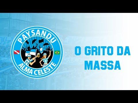 """Banda Alma Celeste - O grito da massa. [MÚSICA NOVA]"" Barra: Alma Celeste • Club: Paysandu"