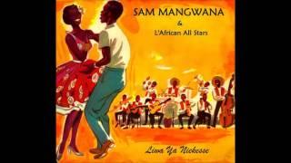 SAM MANGWANA & L'AFRICAN ALL STARS   04- Liwa Ya Niekesse