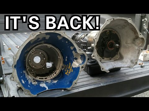 How to Ditch the 68rfe for a 48re in a 6 7 Cummins